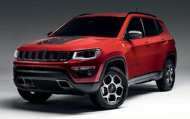 Jeep Compass 4xe vai chegar ao Brasil no ano que vem para aumentar a pequena lista de SUVs híbridos plug-in disponíveis no Pais