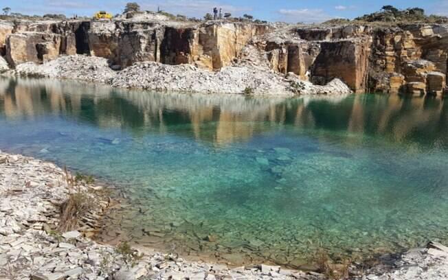 O viajante pode aproveitar o último dia para visitar algum outro lugar que deseja conhecer em Capitólio como a Pedreira