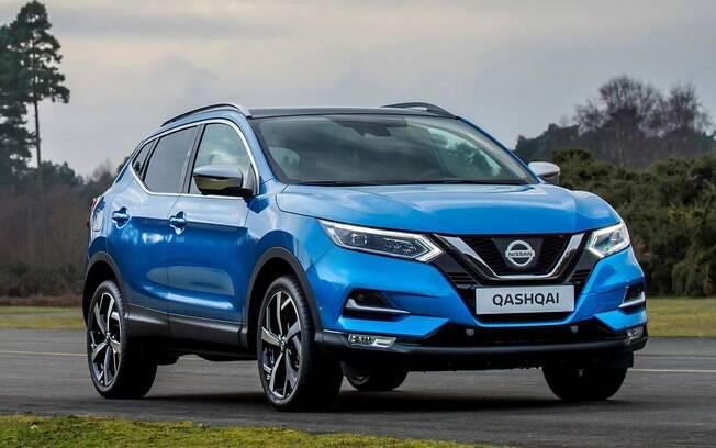 O Nissan Qashqai é o carro mais vendido da Aliança Renault-Nissan, com 253 mil unidades, mas está apenas em 19º lugar no ranking global