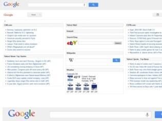 iGoogle receberá novo visual