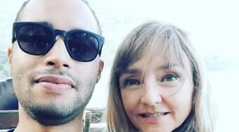 Maria de Medeiros, a Blanche, é casada com músico brasileiro na vida real