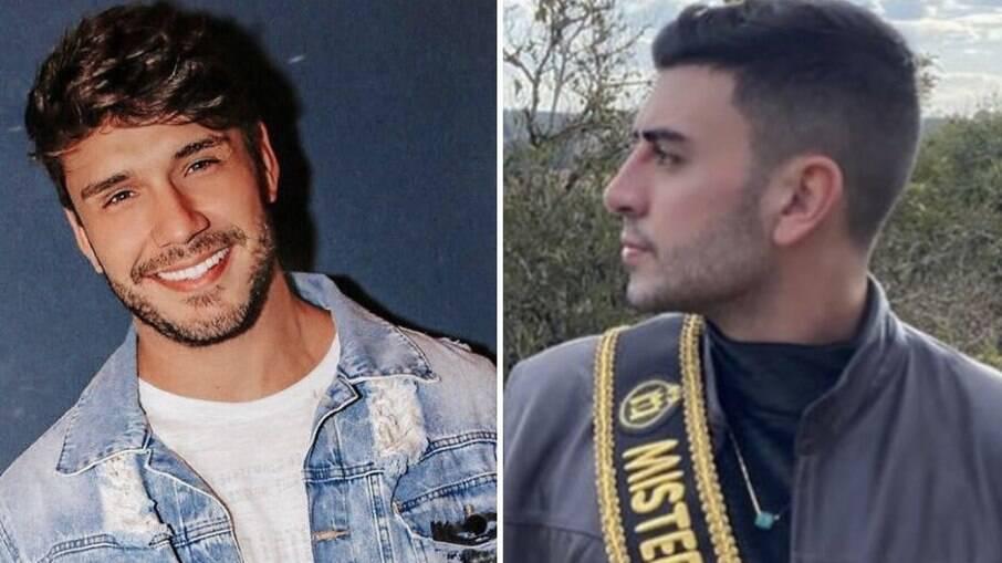 Lucas Viana e Raphael Carpejane