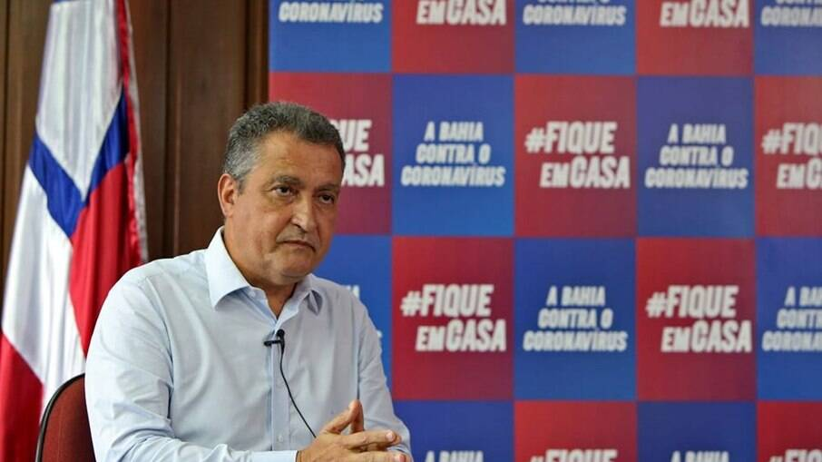 Governador da Bahia, Rui Costa; estado deve fechar compra de vacina da Sputnik V