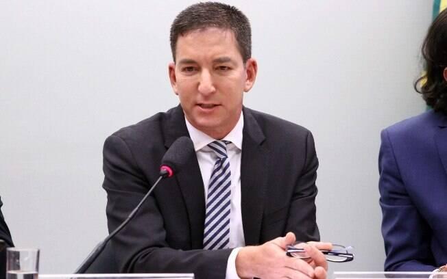 CCJ do Senado aprova convite para Glenn Greenwald falar sobre mensagens