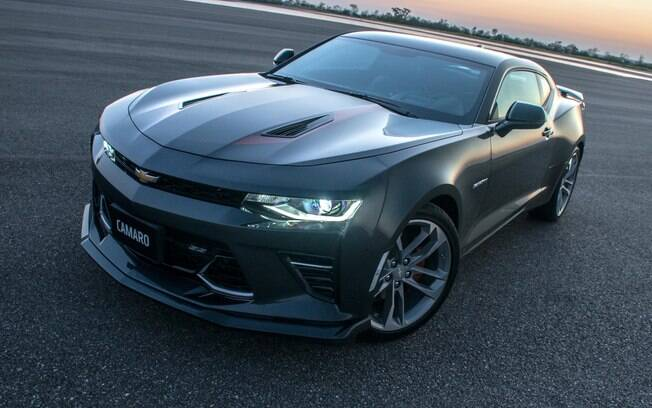 Novo Camaro Fifty