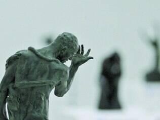 Esculturas. Algumas das obras mais importantes de Rodin, ao alcance do público no novo espaço