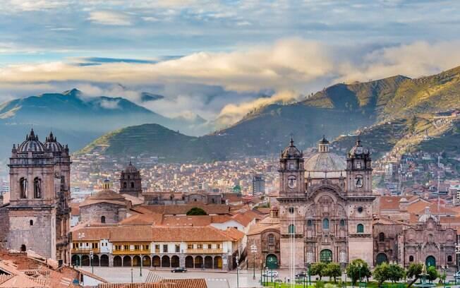 Cusco, no Peru, é um dos destinos com o Réveillon mais animado e festivo da América Latina