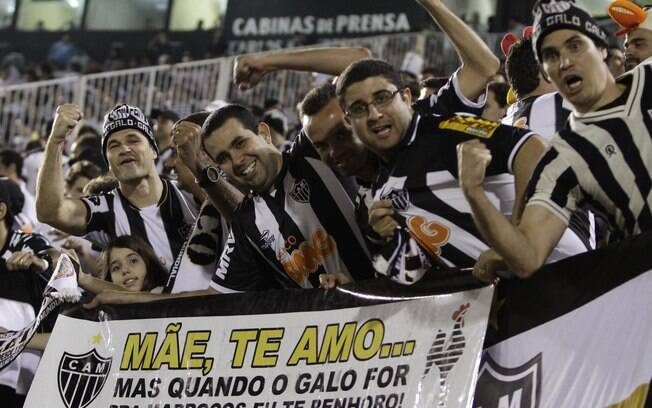 Atleticanos marcam presença no Defensores del  Chaco para a final