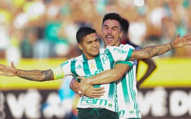 Palmeiras reencontra Atlético-GO novamente com técnico interino