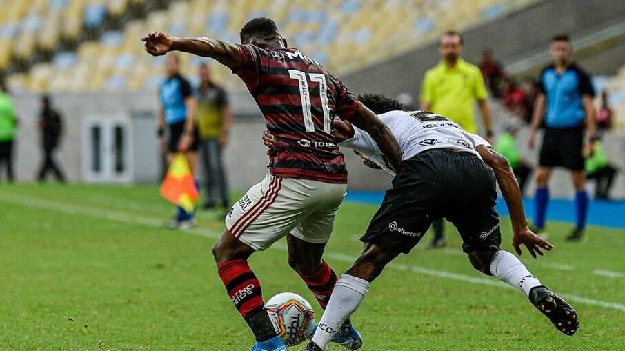 Yuri Cesar encaminha saída do Flamengo