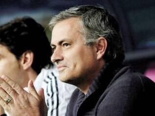 Tático. Mourinho é especialista em dar padrão de jogo aos times que dirige