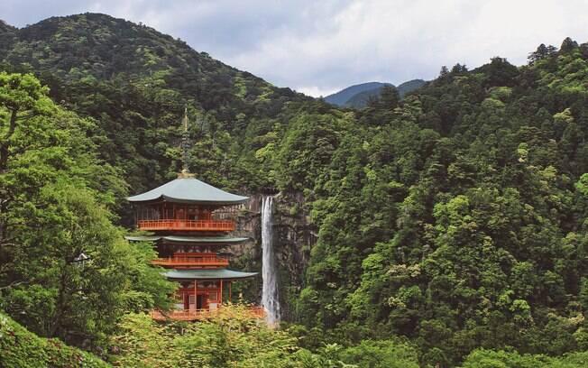 Lugares para viajar em 2019: Wakayama, Japão