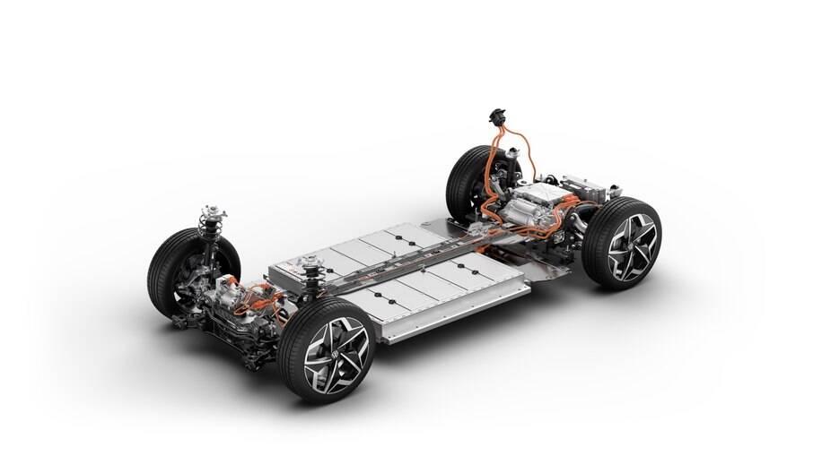 Novo modelo padronizado vai substituir a bateria utilizada atualmente em carros como o Volkswagen ID.3