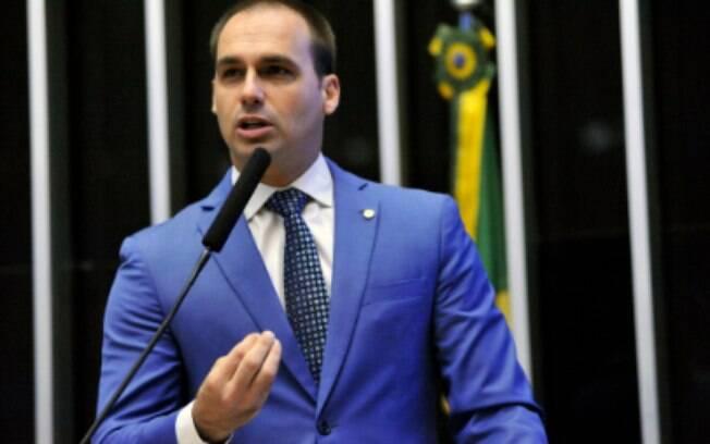 Eduardo Bolsonaro chama Venezuela de