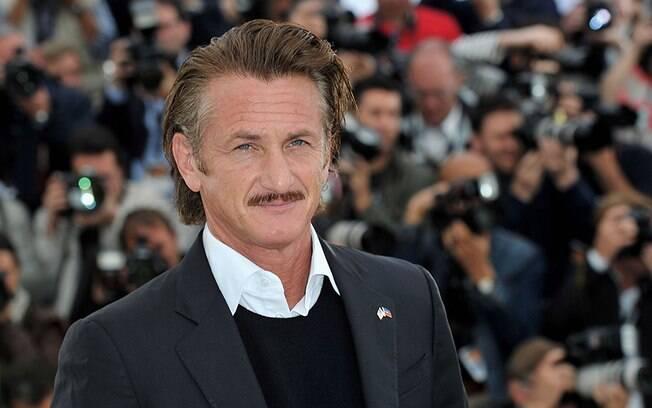 Sean Penn é criticado na internet