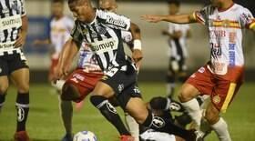 Santos perde para a Juazeirense por 2 a 0, mas avança às quartas de final