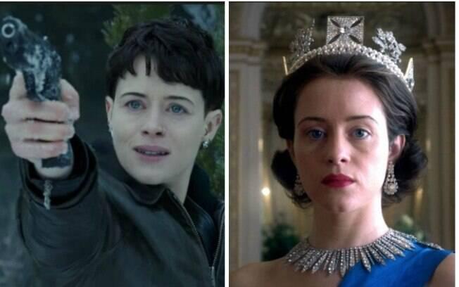 Claire Foy detém personagens de grande destaque durante a sua jornada na televisão e no cinema