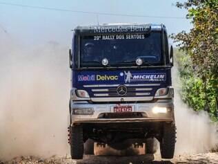 Categoria com caminhões também estará presente nos Sertões