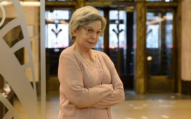"""Beatriz Segall em """"Os Experientes"""" (2015)"""