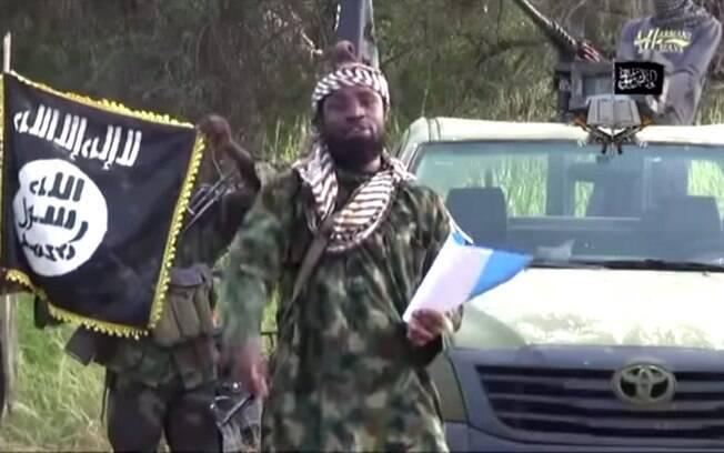 Boko Haram, que significa 'educação ocidental é pecado', atua na Nigéria com anuais US$ 52 milhões. Foto: Reprodução/Youtube