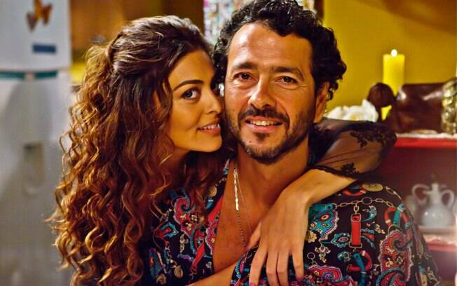 Juliana Paes e Marcos Palmeira interpretam um casal problemático em