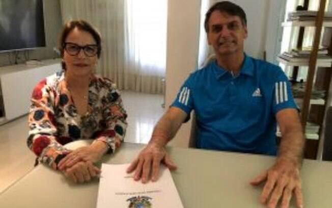 """Bancada ruralista justifica que o apoio a Bolsonaro visa """"evitar que candidatos ligados à esquemas de corrupção"""