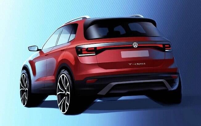 Volkswagen T-Cross pode ser considerado um dos maiores lançamentos da marca na década