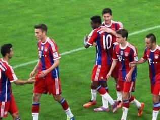 Lewandowski seguiu os passos de Götze e trocou o Borussia Dortmund pela equipe bávara