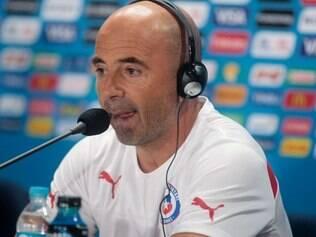 Apesar da cautela, Jorge Sampaoli acredita que Chile tem tudo para vencer o Brasil neste sábado