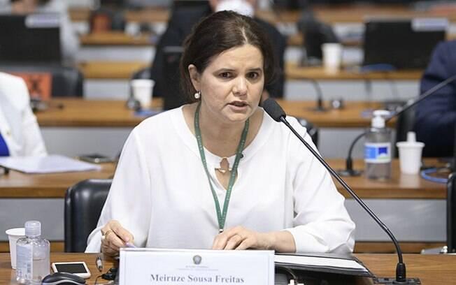 Meiruze Sousa Freitas, diretora da Anvisa