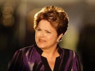 Dilma se irrita com protesto em evento em Tocantins