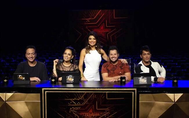 Olha eles! Rodrigo Costa, Adriana Sanchez, Amanda Françozo e Hugo e Thiago