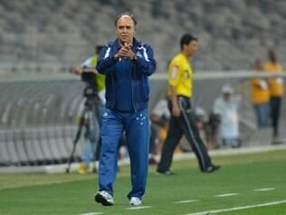 Marcelo Oliveira exaltou paciência celeste para construir a vitória