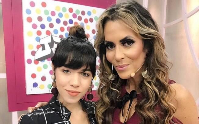 Keila Lima e Mariana Viana
