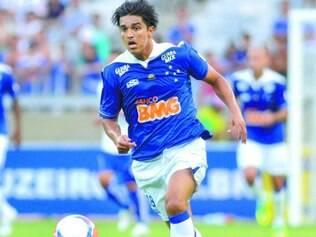 Boa fase. Depois de ser titular no começo do ano e perder o lugar no time, Marcelo Moreno está retomando a forma técnica
