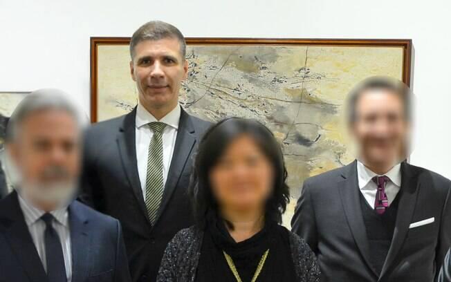 Diplomata brasileiro Alexandre Siqueira Gonçalves foi chefe do setor cultural da Embaixada do Brasil em Roma