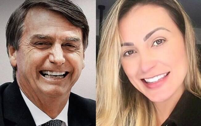 Dez famosas a favor de Bolsonaro (PSL), candidato à presidência nas eleições 2018