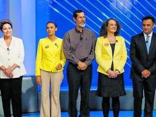 No primeiro turno, debate foi considerado decisivo para resultado