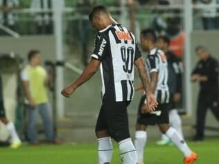 Esportes - Belo Horizonte - MG Atletico x Goias no Campeonato Brasileiro Serie A 2014.    FOTO: FERNANDA CARVALHO / O TEMPO - 04.05.2014