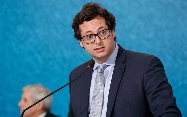 Fábio Wajngarten, chefe da Secretaria de Comunicação