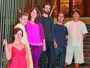 Grupo se formou na Escola de Música da UFMG no ano de 2010