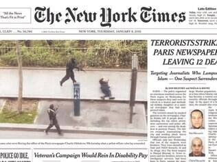 The New York Times, Estados Unidos