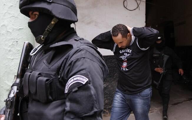 Os torcedores corintianos foram transferidos  para um presídio de Oruro