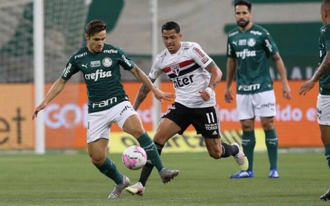 São Paulo x Palmeiras: prováveis escalações, desfalques e onde assistir