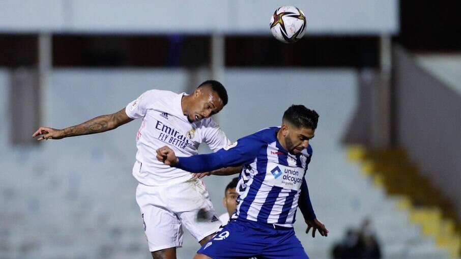 Alcoyano x Real Madrid