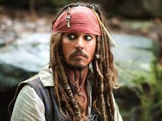 Com Johnny Depp no elenco,