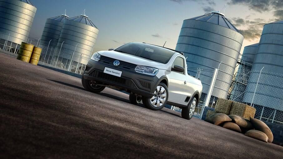 VW Saveiro não chegou a ter versão furgão, mas capota de fibra de vidro pode ser encomendada em empresas especializadas