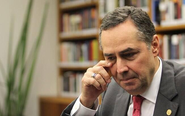 Barroso, ministro do Supremo: atento a temas que diminuem a distância entre a justiça para os ricos e para os pobres