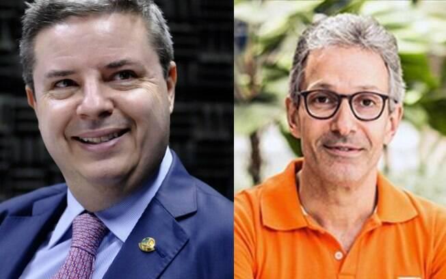 Eleições em Minas Gerais:  Romeu Zema e Antônio Anastasia vão disputar o segundo turno no estado