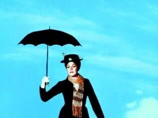 """Mostra infantil conta com musicais como o clássico """"Mary Poppins"""""""